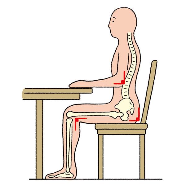 座り 方 正しい 【骨盤を立てる】正しい座り方と運動で骨盤を立てよう【専門家監修】